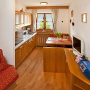 Ferienwohnung in Krün, Karwendel, Krottenkopf 5 ***** Sterne, Wohnküche