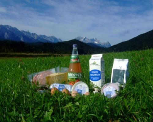 mit unserem Alpenfrühstück fit in den Tag von