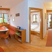 Ferienwohnung in Krün, Karwendel, Viererspitz 5 ***** Sterne, Wohnküche