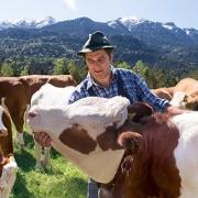 Bergbauern-Milch von Bergbauer Heiss aus Krün